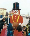 clown gonfiato